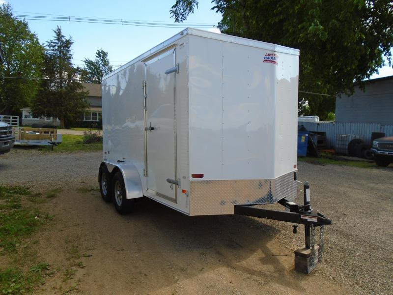 2018 American Hauler Industries 6x12 Arrow Enclosed Cargo Trailer