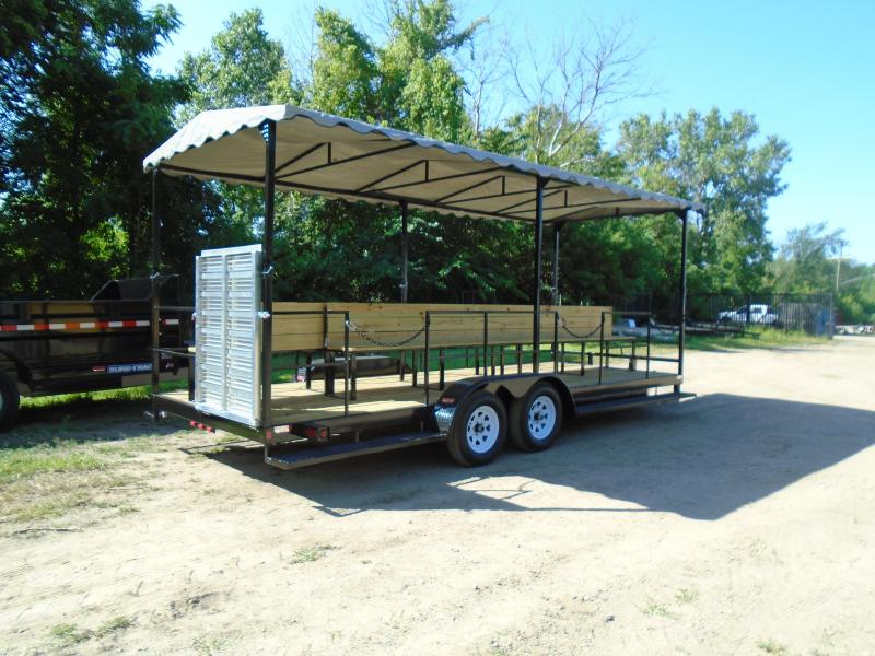 2020 GE people mover rental Other Trailer