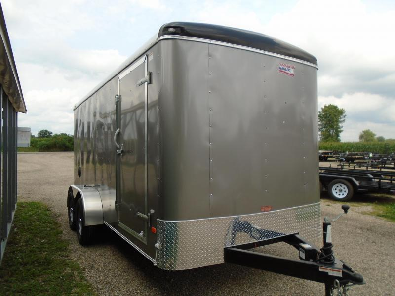 2018 American Hauler Industries 7x16 Air lite Enclosed Cargo Trailer