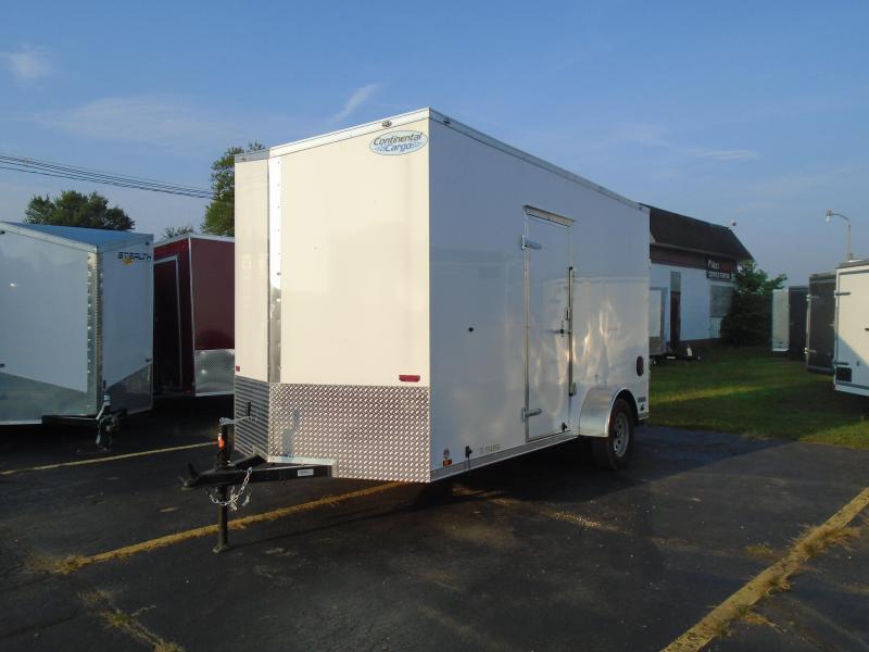 2020 Continental Cargo 6x14 SA V-Series Enclosed Cargo Trailer