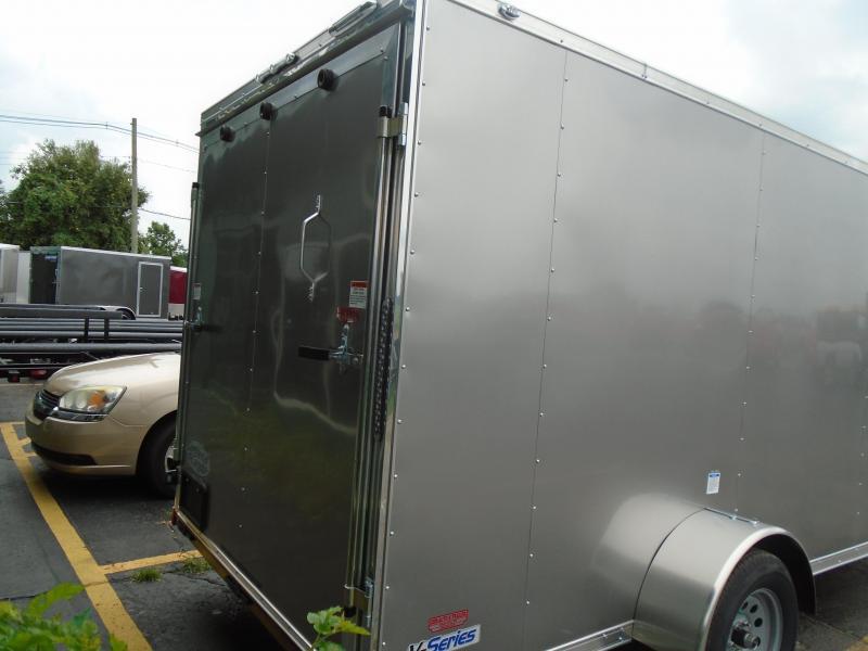 2020 Continental Cargo 6x14 SA V Series Enclosed Cargo Trailer