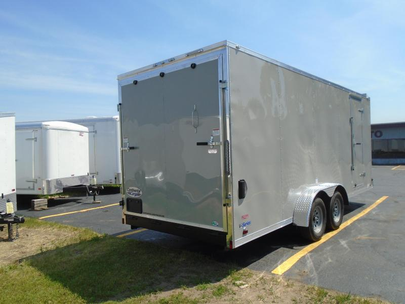 2019 Continental Cargo 7x20 V Series Enclosed Cargo Trailer
