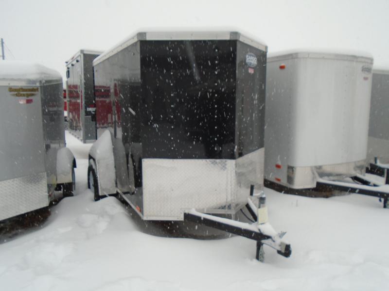 2017 Cargo Express Trailers XL Series 5x8 Enclosed Cargo Trailer