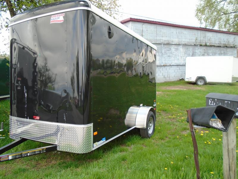 2018 American Hauler Industries 6x12 Air Light Enclosed Cargo Trailer in Ashburn, VA