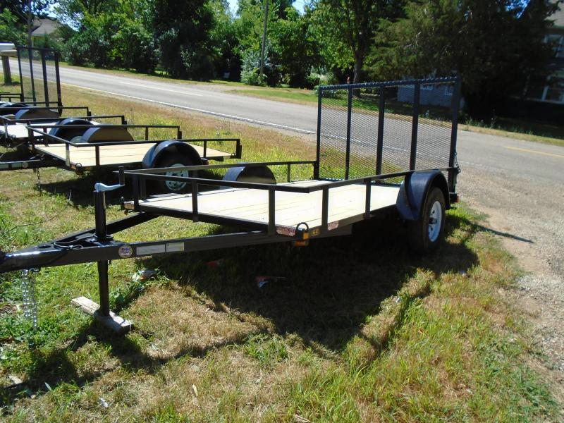 2019 Light Duty 6x10 GE Utility Trailer