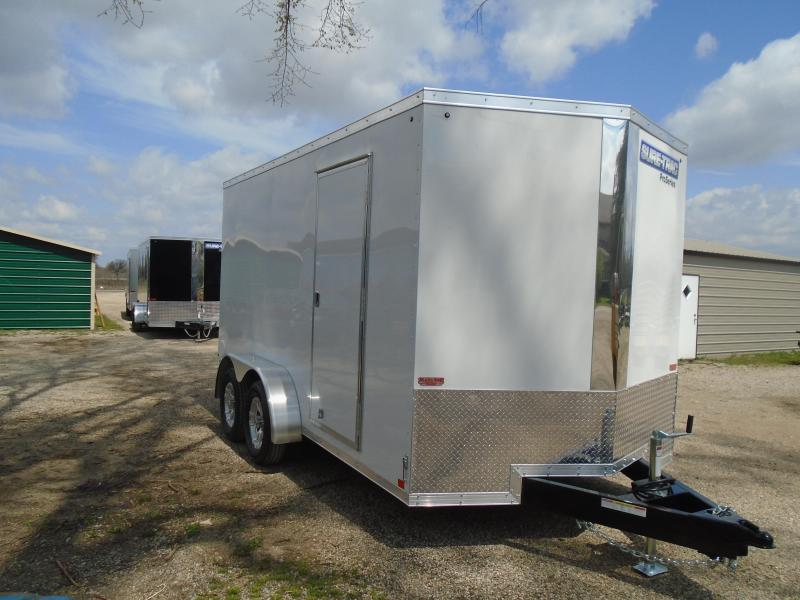 2019 Sure-Trac 7x14 7k Pro Series Enclosed Cargo Trailer in Ashburn, VA