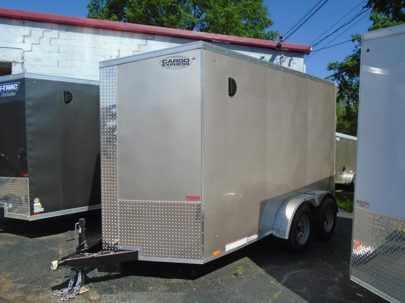 2020 Cargo Express 6x12 7k XLW Series Enclosed Cargo Trailer in Ashburn, VA