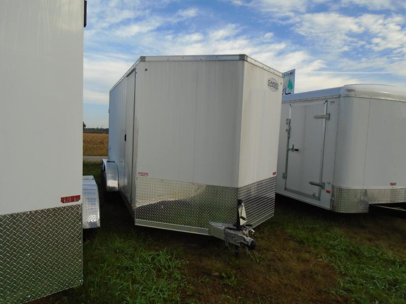 2019 Cargo Express 7x16 AX Series aluminum Enclosed Cargo Trailer