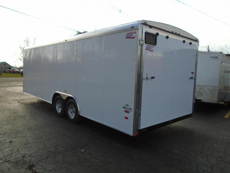 2019 American Hauler 8.5x24 Airlite Car/Racing Trailer in Ashburn, VA