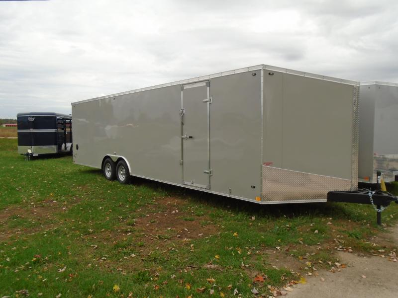 2019 Stealth Trailers 8.5x28 Titan car hauler Car / Racing Trailer