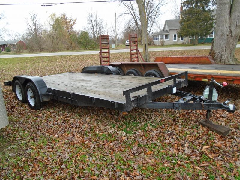 Rental 18' Car / Racing Trailer in Ashburn, VA