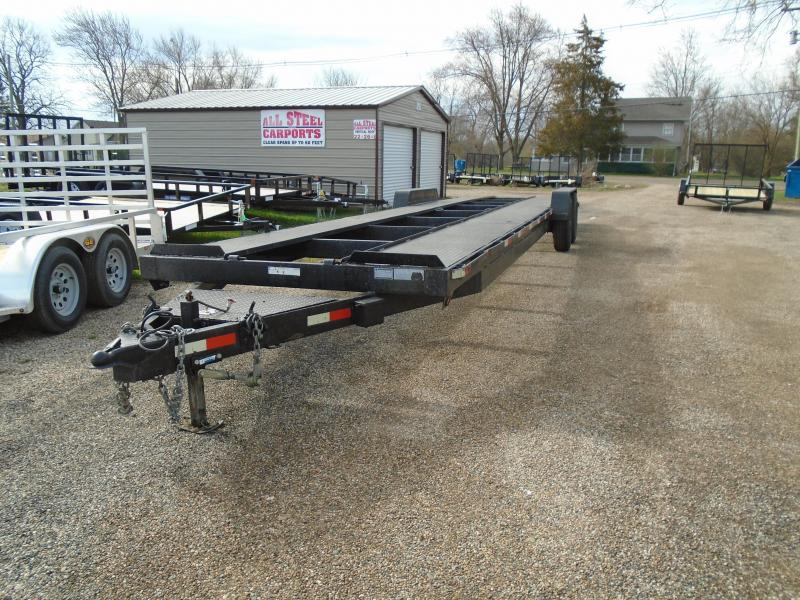 2007 Imperial used 2 place Car / Racing Trailer
