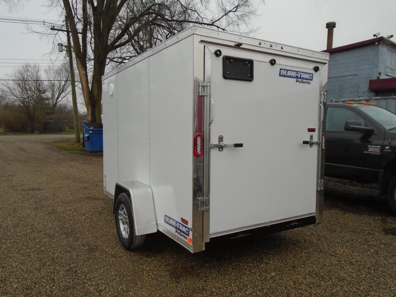 2019 Sure-Trac 6x10 Pro Series Enclosed Cargo Trailer