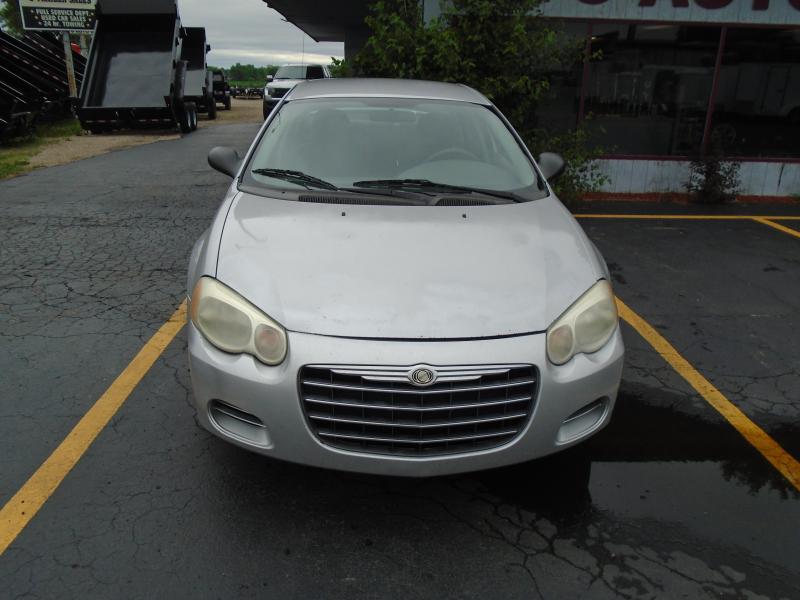 2005 Chrysler Sebring Car