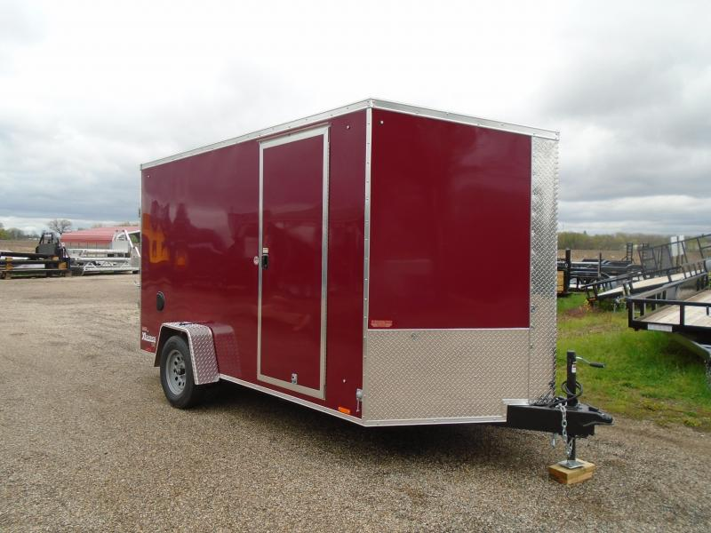 2020 Cargo Express 7x12 SA Enclosed Cargo Trailer in Ashburn, VA