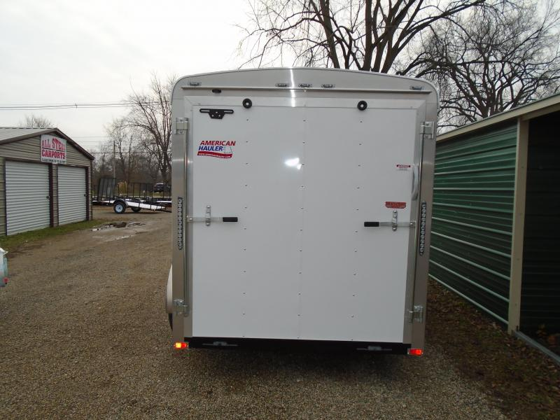 2019 American Hauler Industries 6x10 air lite Enclosed Cargo Trailer