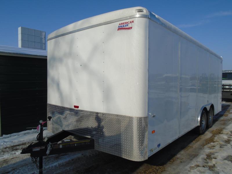 2019 American Hauler Industries 8.5x20 enclosed Car / Racing Trailer