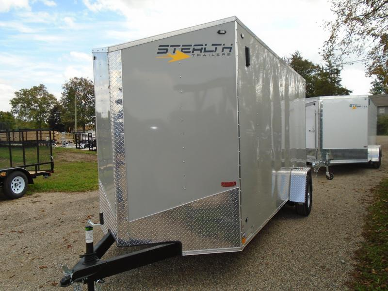 2019 Stealth Trailers 6x14 Mustang Enclosed Cargo Trailer