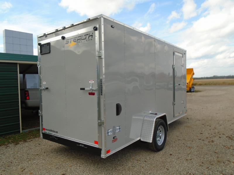 2019 Stealth Trailers 6x14 Mustang Enclosed Cargo Trailer in Ashburn, VA