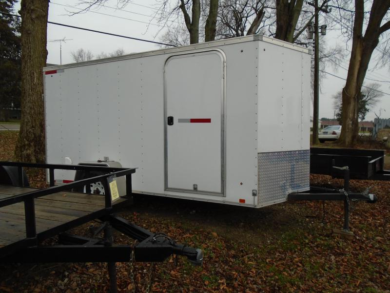 Rental 6 X 12 Enclosed Cargo Trailer in Ashburn, VA