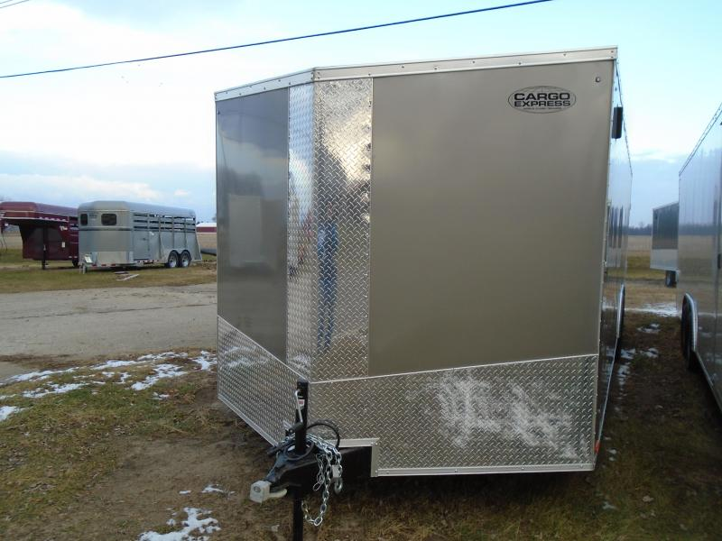 2018 Cargo Express XL Series 8.5x26 Enclosed Cargo Trailer