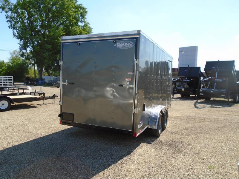 2020 Cargo Express 7x16 7k XLW Series Enclosed Cargo Trailer