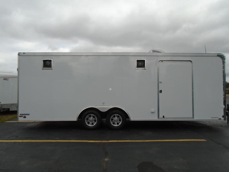 2019 Continental Cargo 8.5x24 AutoMaster Car / Racing Trailer