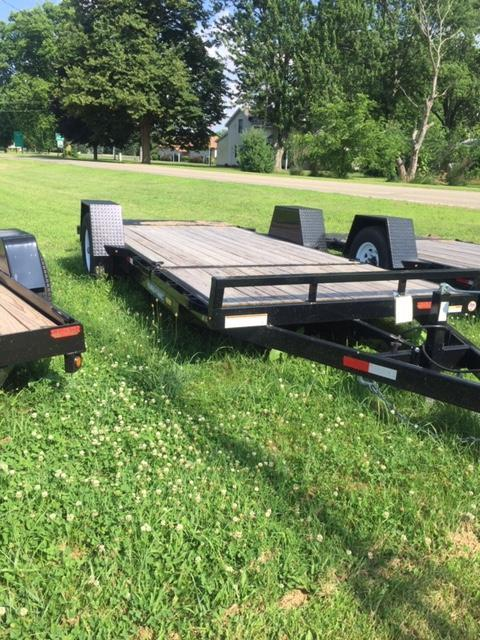 2018 Sure-Trac 78 IN X 12 + 4 Tilt Bed Equipment 7.8K