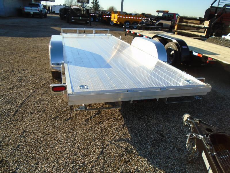 2019 GE All Aluminum 20' Autotransport Car / Racing Trailer