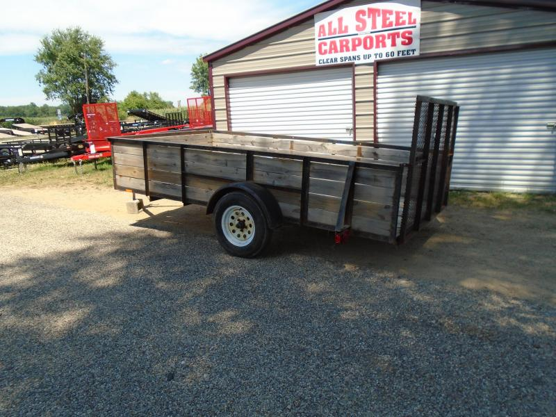 2010 Other 6 1/2 x 12 Utility Trailer