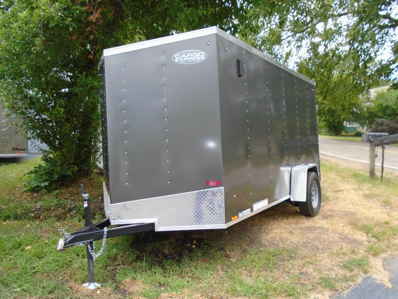 2019 Cargo Express EX series 6x12 Enclosed Cargo Trailer