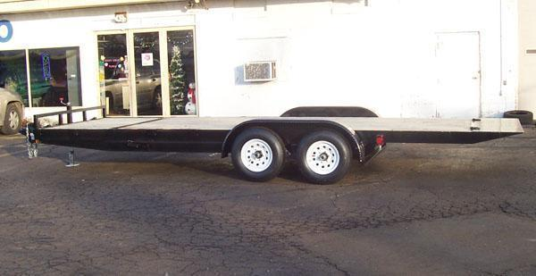 2019 GE 22' Tilt Trailer 3.5K Axle 7K GVWR in Ashburn, VA