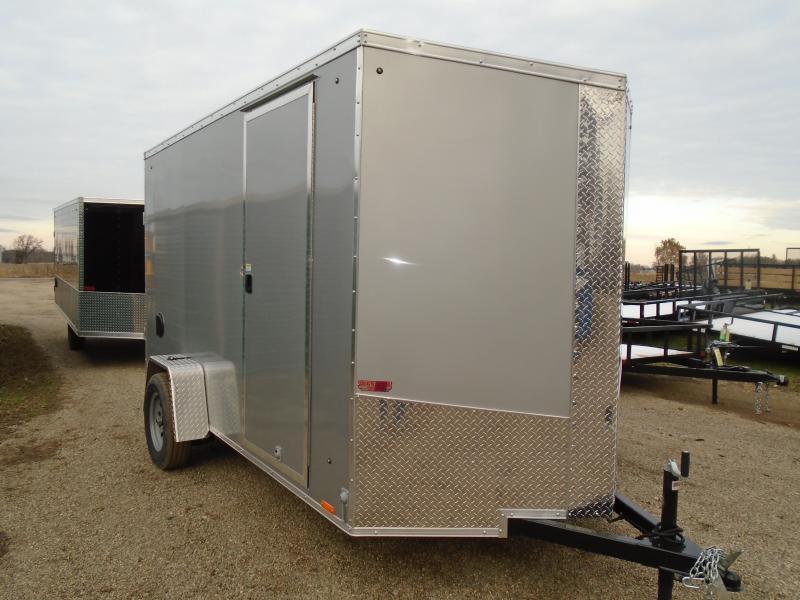 2019 Cargo Express 6x12 XL series Enclosed Cargo Trailer in Ashburn, VA