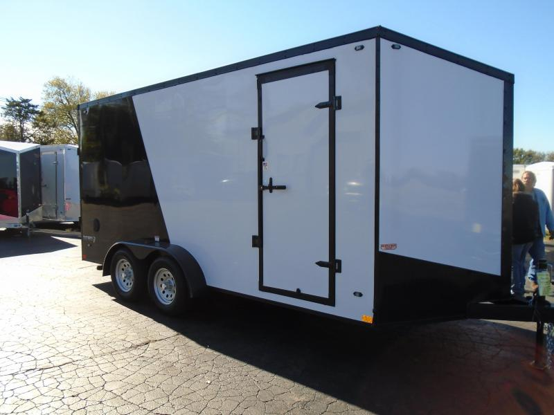 2019 Stealth Trailers 7x16 Titan Enclosed Cargo Trailer