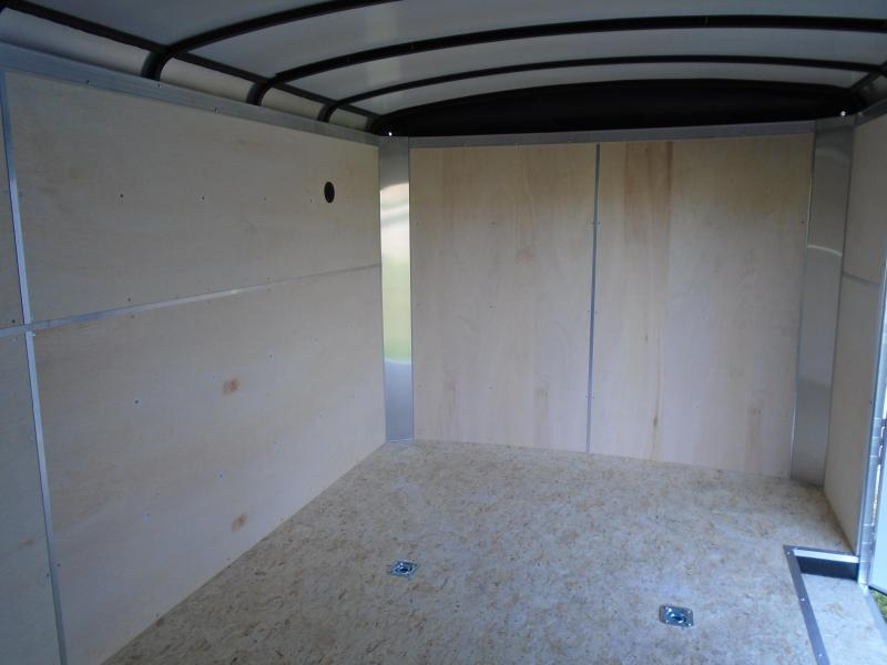 2019 Sure-Trac 8.5x24 Pro Series Enclosed Cargo Trailer
