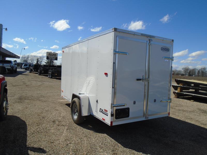 2020 Cargo Express 6x12 SA Enclosed Cargo Trailer