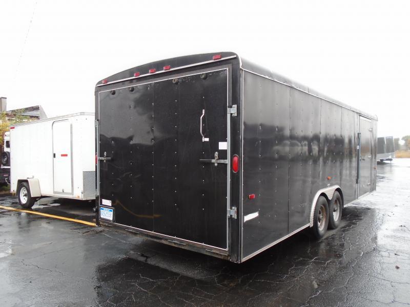 2005 US Cargo 8.5x24 Haulin Car / Racing Trailer