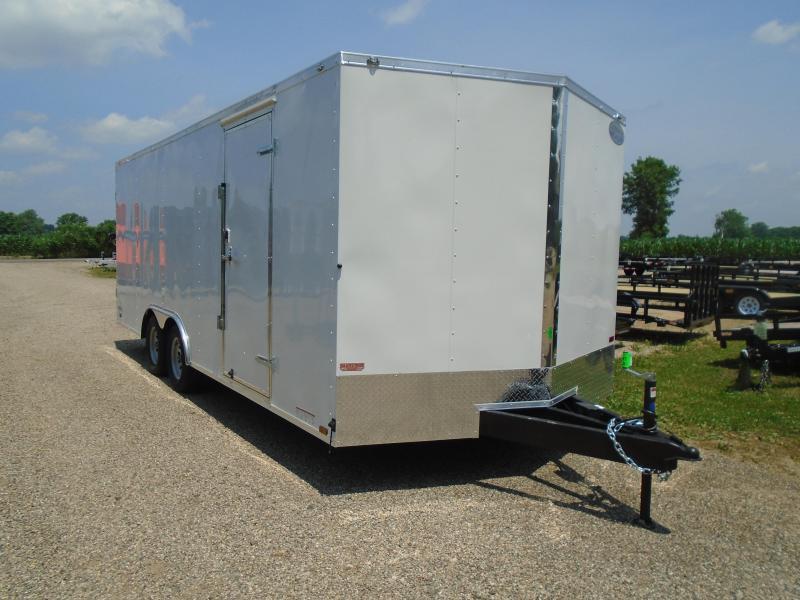 2019 Continental Cargo V Series 8.5x20 Enclosed Cargo Trailer in Ashburn, VA