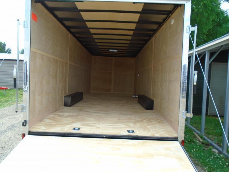 2019 Continental Cargo 8.5x24 V Series Enclosed Cargo Trailer
