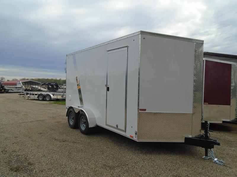 2020 Cargo Express 7x12 7k XL Series Enclosed Cargo Trailer