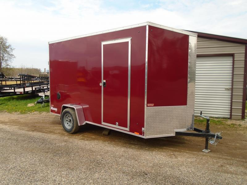 2020 Cargo Express 6x12 SA XL Series Enclosed Cargo Trailer in Ashburn, VA