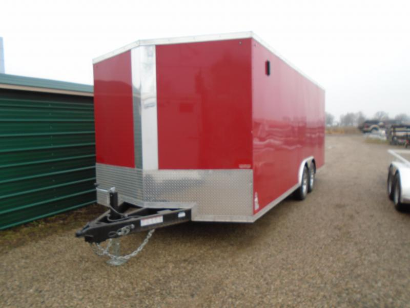 2019 Sure-Trac 8.5x20 Pro Series Car / Racing Trailer