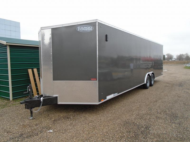 2020 Cargo Express 8.5x28 XL Series Car / Racing Trailer