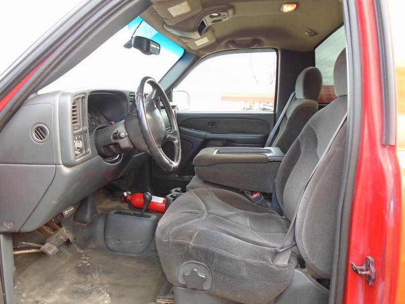 2002 GMC 3500 Wrecker 1 Ton 4x4 Truck