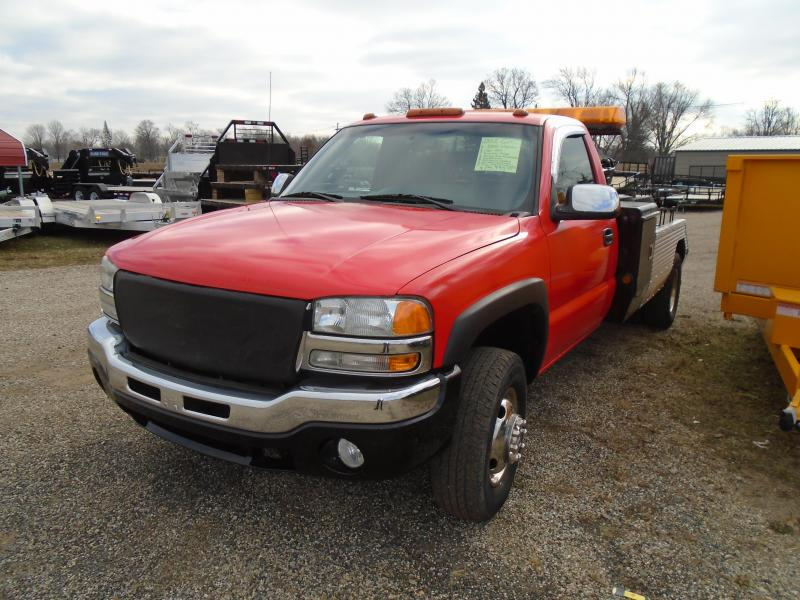 2002 GMC 3500 Wrecker 1 Ton 4x4 Truck in Ashburn, VA