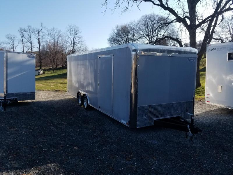 2019 Continental Cargo AM 8.5X24 TA3 Car / Racing Trailer in Ashburn, VA