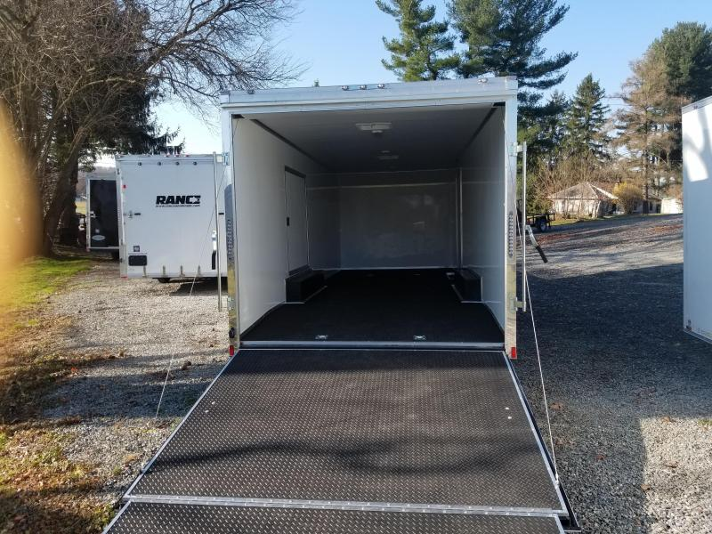 2019 Continental Cargo AM 8.5X24 TA3 Car / Racing Trailer