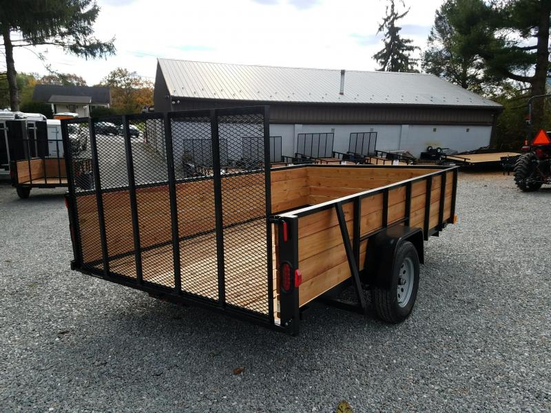 2018 Forest River Inc. 6.5X12SA WOODSIDE Utility Trailer