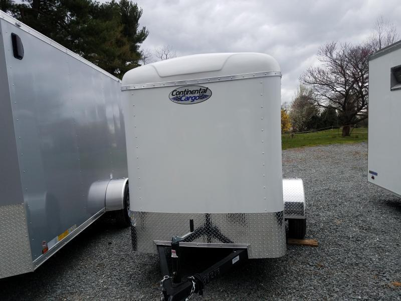 2020 Continental Cargo TW58SA Enclosed Cargo Trailer