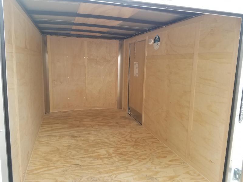 2019 Continental Cargo RS6X10 BARN Enclosed Cargo Trailer